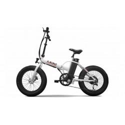 "Fat-Bike 20"" 500W 48V pieghevole Bicicletta elettrica pedalata assistita"