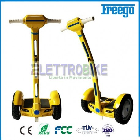 Freego U5 scooter elettrico 2 ruote autobilanciamento