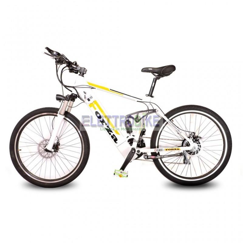 Mountain bike elettrica 26 bicicletta bici pedalata for Bici elettrica assistita