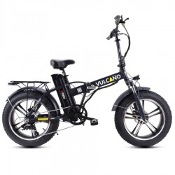 "Fat-Bike 20"" 250W Extreme pieghevole Bicicletta elettrica pedalata assistita"