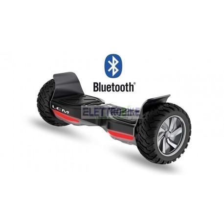 Hoverboard 2 ruote 700W E-BALANCE PRO 700W bluetooth