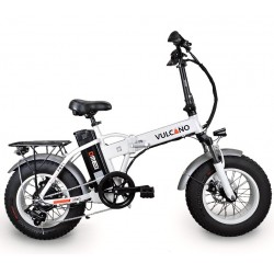 "Fat-Bike 20"" 350W Extreme pieghevole Bicicletta elettrica pedalata assistita"