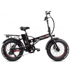 "Fat-Bike 20"" 250W pieghevole Bicicletta elettrica pedalata assistita"
