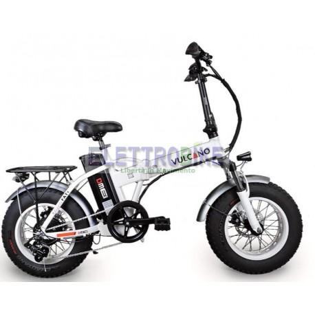 Vulcano Little V10 350w Small Folding Fat Bike 16 Bicicletta Elettrica Pieghevole