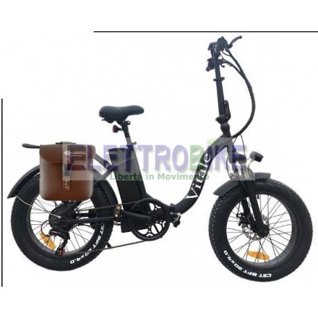 Fat bike pieghevole 20 pollici 250W FAT elettrica pedalata assistita