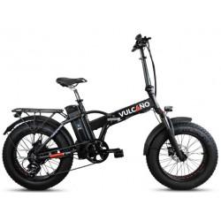 VULCANO V3.1 500W 48V FAT BIKE pieghevole Bicicletta elettrica pedalata assistita
