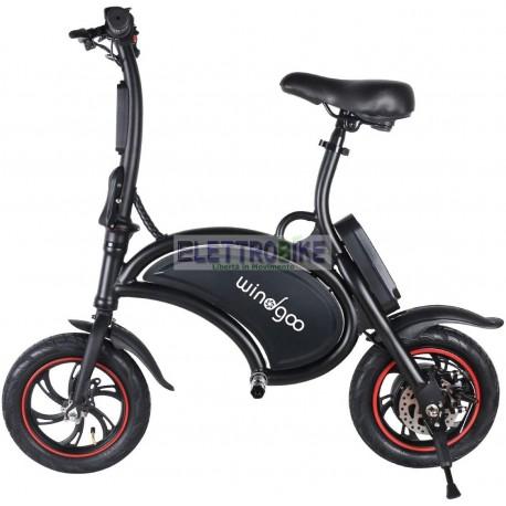 Bici elettrica 350W Bicicletta elettrica pedalata assistita pieghevole