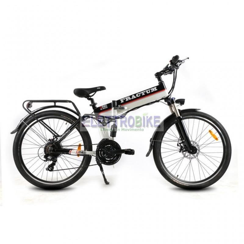 mountain bike elettrica 26 bicicletta bici pedalata